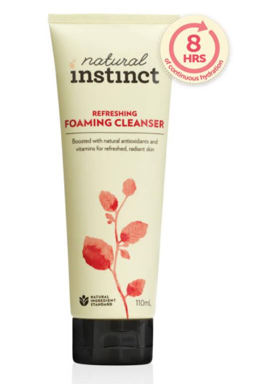 Natural Instinct Foaming Cleanser 110ml