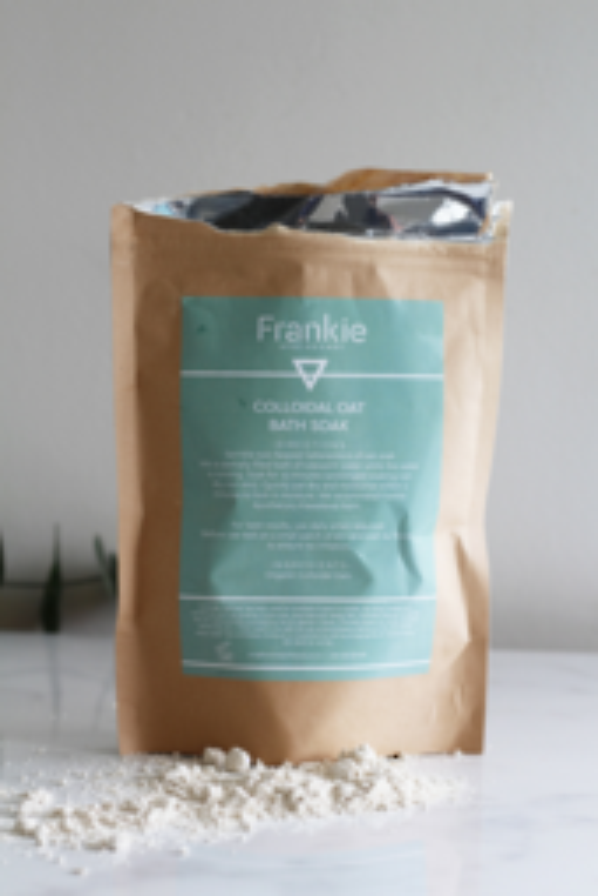 Frankie Apothecary Colloidal Oatmeal Bath Soak