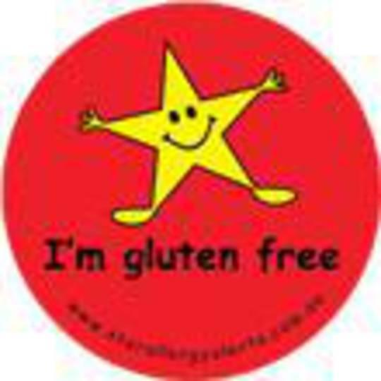 I'm Gluten Free Badge Pack