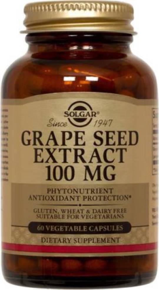 Solgar Grape Seed Extract 30 Vegicaps