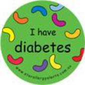 I Have Diabetes Badge Pack
