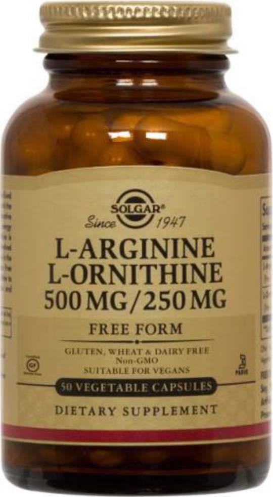 Solgar L-Arginine-Ornithine