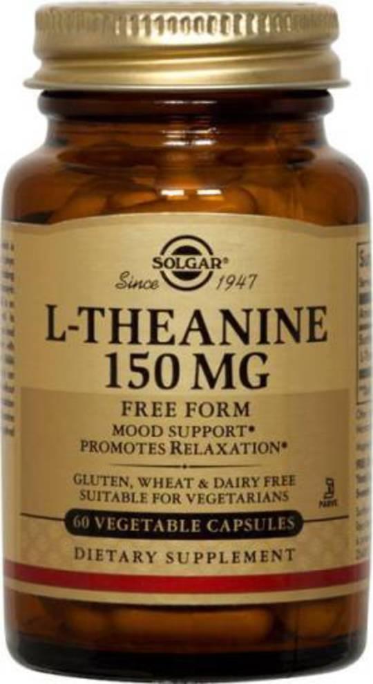 Solgar L-Theanine 150mg