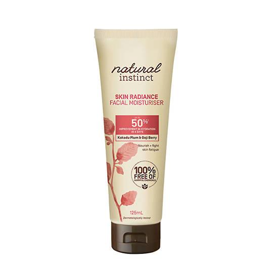 Natural Instinct Skin Radiance Facial Moisturiser 125ml