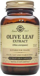Solgar Olive Leaf Extract Vegicaps 60