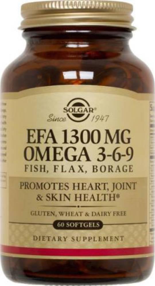Solgar Omega 3-6-9 Softgels 60