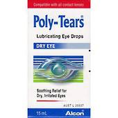 Poly-Tears Eye Drops