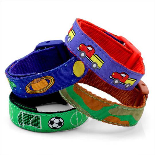Medical Alert Sport Band Bracelet - Spare Strap (Various Colours)