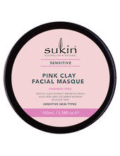 Sukin Pink Clay Facial Masque 100ml