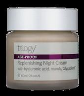 Trilogy Age Proof  Replenishing Night Cream 60g