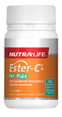 Ester-C+ for Kids 120 Chewable Tablets