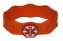 Allerbling individual wristband with medical charm