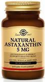 Solgar Natural Astaxanthin 5mg Softgels 30