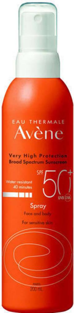 Avene Sunscreen SPF 50+ Spray 200ml