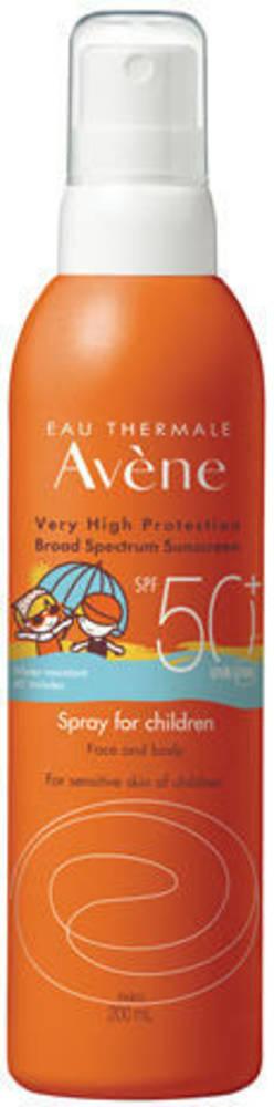 Avene Sunscreen SPF50+ Spray for Children 200ml