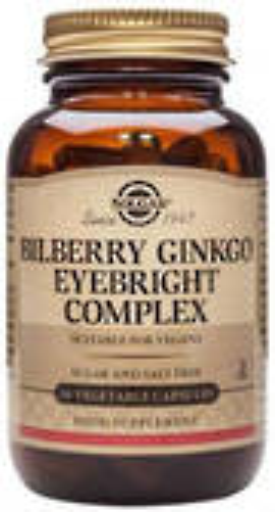 Solgar Bilberry Ginkgo Eyebright Complex