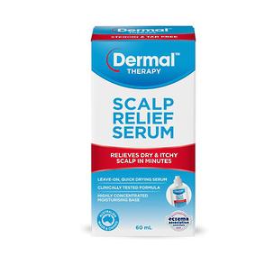Dermal Therapy Scalp Relief Serum 60ml