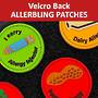 Allerbling Velcro Patches