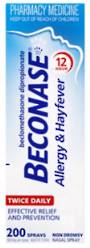 Beconase Hayfever Nasal Spray 200 Sprays