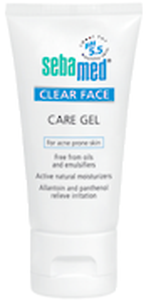 Sebamed Clear Face Care Gel 50ml