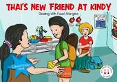 Thai's New Friend at Kindy - member price