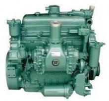 Rebuilt Detroit Engine