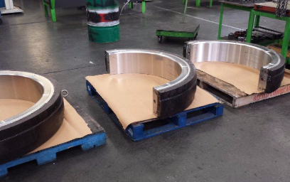Refurbished Mill Bearings