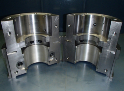 Whitemetal Bearing Manufacture-906