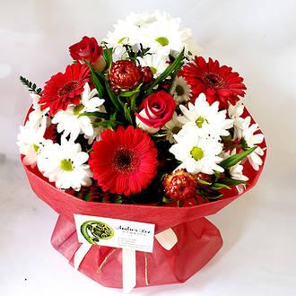 Mini Vox Of Seasonal Flowers