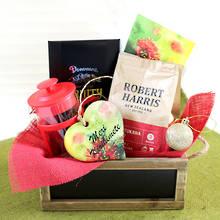 Pohutukawa inspired gift box