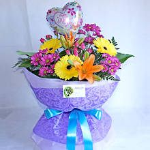 Vibrant Mama Flowers