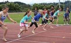 Athletics day!