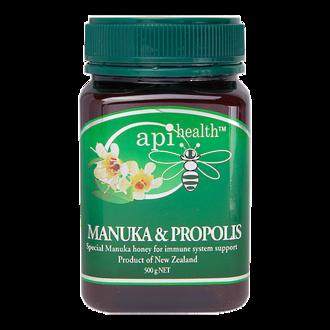 Manuka & Propolis 500g