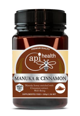 MANUKA & CINNAMON 500g