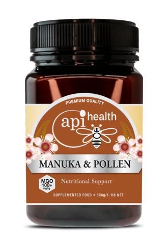 Manuka & Pollen 500g