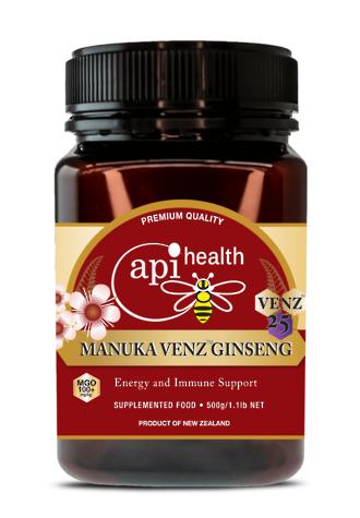 Manuka VENZ™ Ginseng 500g