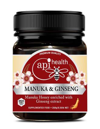 Manuka & Ginseng 250g