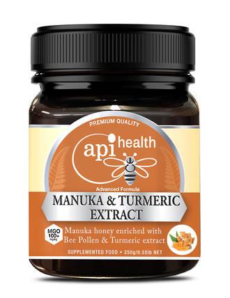 MANUKA & TURMERIC EXTRACT (95% Curcumin)  250g