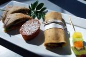 Tandoori Wrap Menu - Gluten Free