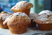 Muffins - no detectable gluten