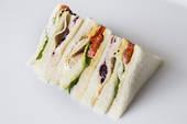 Club triangles - no detectable gluten