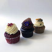 Cup cakes - no detectable gluten