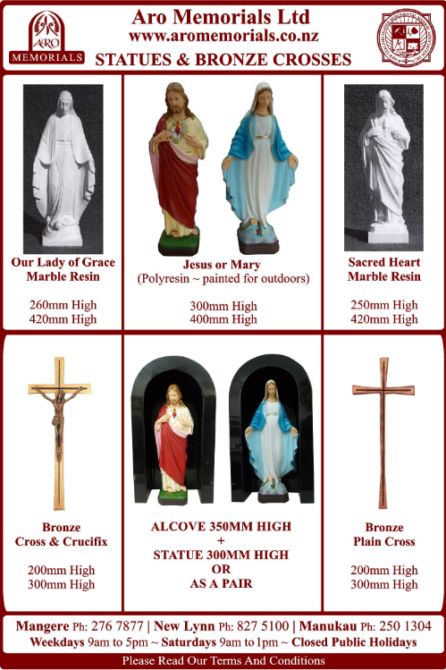 Statues and Bronze Crosses-497