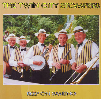 Twin City Stompers - Music CDs