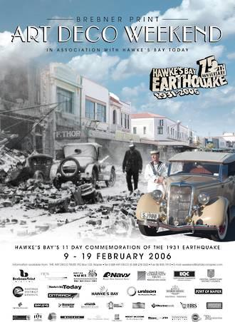 2006 Art Deco Weekend Poster