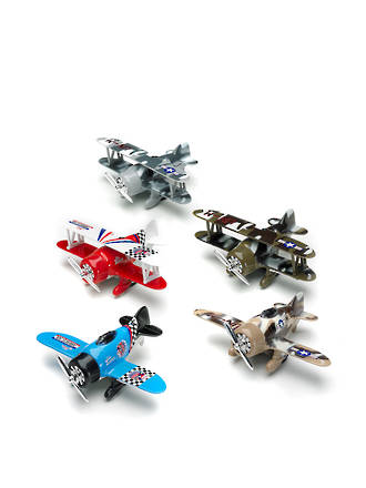 Model Classic Wing Planes