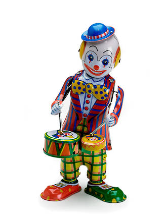 Tin Clown