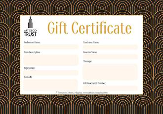 Art Deco Centre $50 Gift Voucher