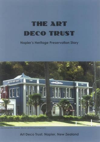 The Art Deco Trust - Information Leaflet
