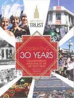 Art Deco Trust 30 Year Commemorative Magazine